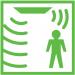 Датчик температури біля підлоги і датчик руху