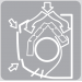 Бесшумный вентилятор с диффузором