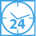 24-годинний таймер