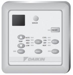 Пульт управления Daikin (Дайкин) SRC-HPA