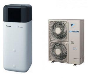 Низкотемпературная система Daikin (Дайкин) EHSXB16P50A/ERLQ011CW1