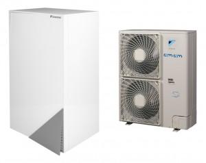 Низкотемпературная система Daikin (Дайкин) EHBH16CB9W/ERLQ016CW1