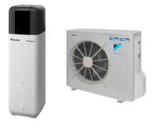 Низкотемпературная система Daikin (Дайкин) EHSXB08P30A/ERLQ008CV3
