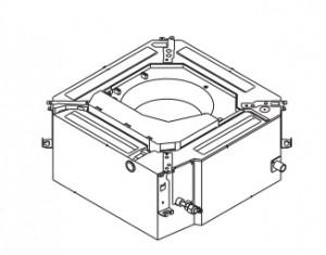Элемент уплотнения выпуска воздуха Daikin (Дайкин)