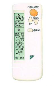 Пульт управления Daikin (Дайкин) BRC7G53