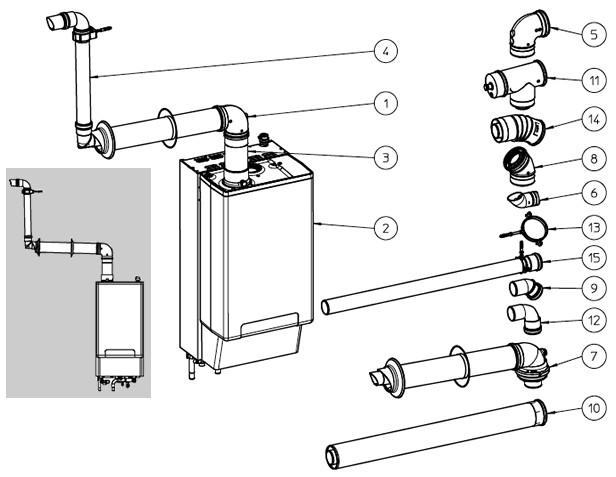 Комплект C13 60-100 PMK