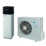 Daikin EHSX08P50B/ERLQ008CV3 – система Altherma для обогрева и горячего водоснабжения