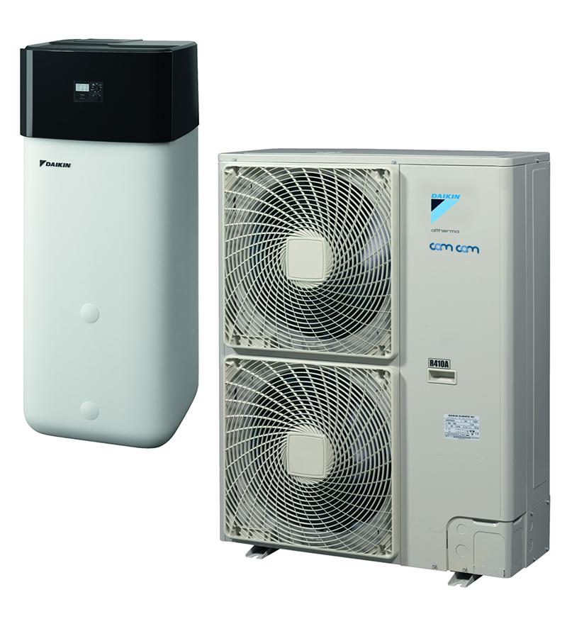 Daikin EHSHB16P50B/ERLQ011CV3 – система Altherma для обогрева и горячего водоснабжения
