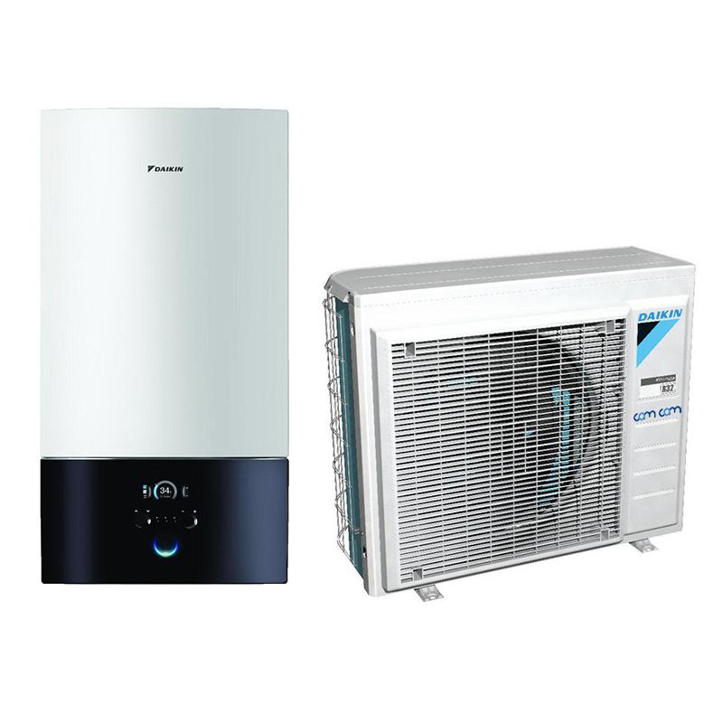 Daikin EHBH08D9W/ERGA06DV – тепловой насос для отопления и ГВС