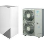 Daikin EHBH16CB9W/ERHQ016BW1 – настенная низкотемпературная сплит-система на базе теплового насоса воздух-вода