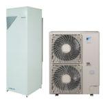 Daikin EHVH11SU26CB6W/ERHQ011BV3  – гибридный тепловой насос для отопления и ГВС