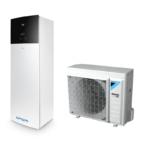 Daikin EHVH08S23D9W/ERGA08DV – система Altherma для обогрева, горячего водоснабжения