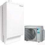 Daikin 5MXM90N/CHYHBH08AV32/EHYKOMB33AA2 – гибридный тепловой насос для отопления и ГВС