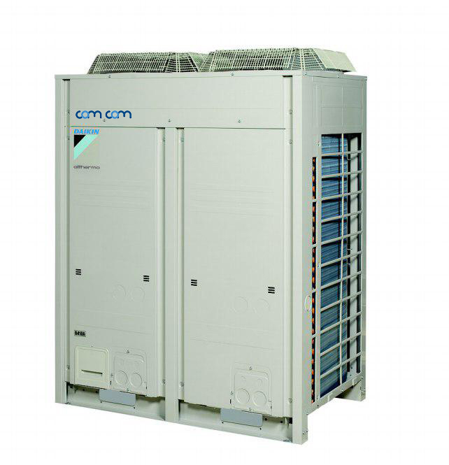 Daikin EMRQ8AB – наружный блок системы Altherma для обогрева и горячего водоснабжения
