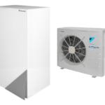 Daikin EHBH08CBV/ERLQ006CV3 – настенная низкотемпературная сплит-система на базе теплового насоса воздух-вода